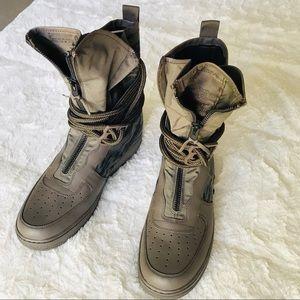 "Nike Shoes - SF Air Force 1 High ""Ridgerock"" Boots"
